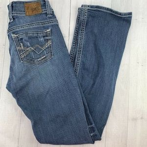 Buckle Payton Jeans Bootcut Low Rise